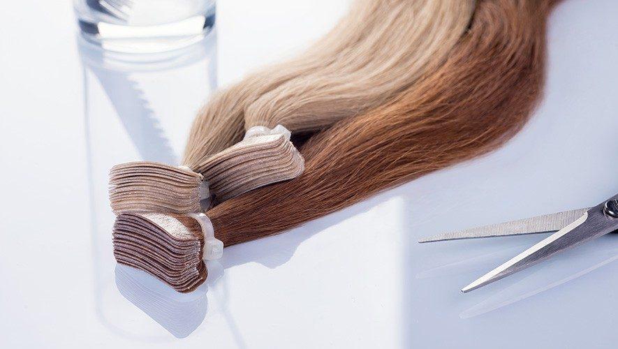 Podaljški za lase