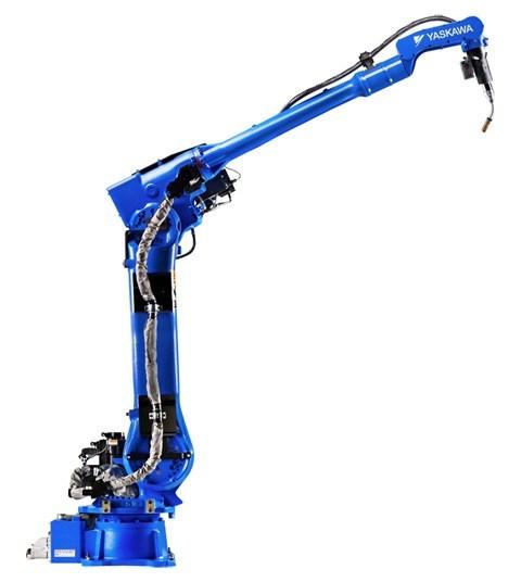 Robot za varjenje Motoman