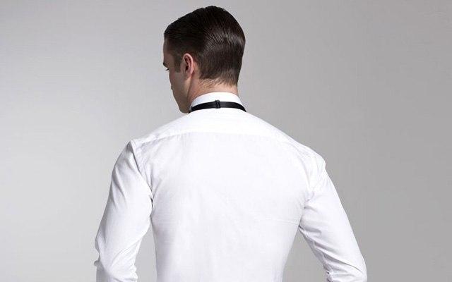 Bela moška srajca