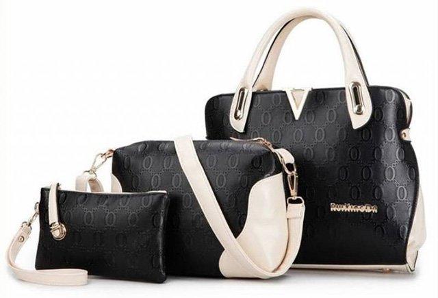 Set ženskih torbic