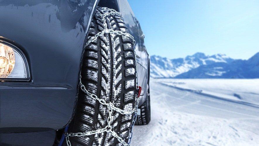 Snežne verige za avto