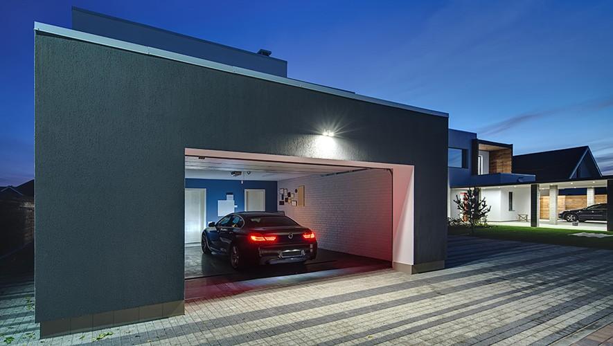 Razsvetlitev hišnega dovoza