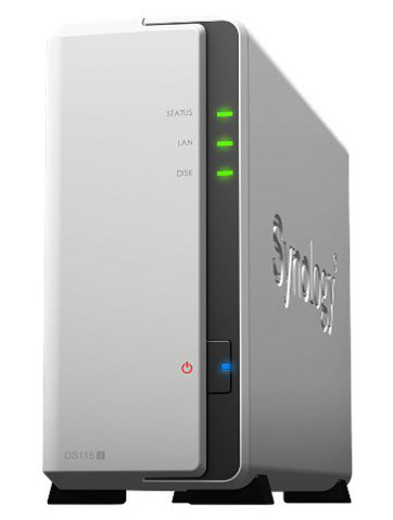 Strežnik NAS Synology DiskStation DS-115j