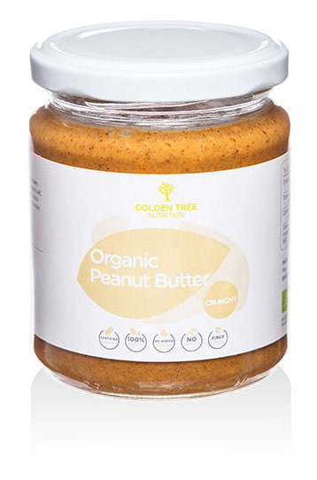 Golden Tree Organic Peanut Butter